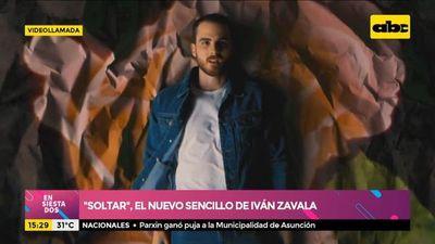 """""""Soltar"""", el nuevo sencillo de Iván Zavala"""