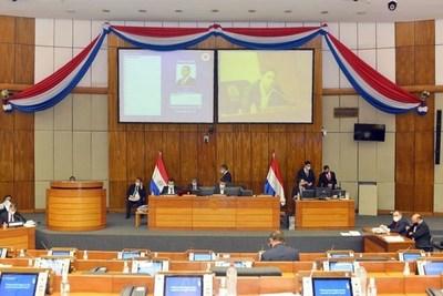 Retoque del platal de Fonacide para Gobernaciones y distritos se estrella en Diputados y vuelve al Senado