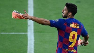 El Barça traspasa a Luis Suárez al Atlético por 6 millones en variables