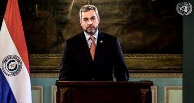Marito condena al terrorismo y ratifica institucionalidad del Estado en Asamblea de la ONU