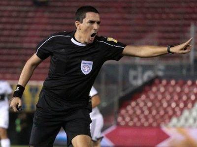 Juan López será el árbitro del partido que puede definir el torneo