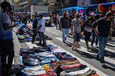 El desempleo en Brasil aumentó más del 27% en los últimos cuatro meses