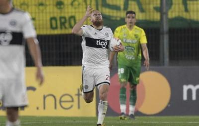 Caen Olimpia y Libertad en su fecha de Copa Libertadores