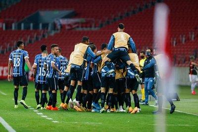 Gremio se queda con el clásico ante Inter