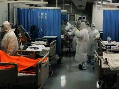 Médicos y enfermeros renuncian en plena pandemia por estrés o temor