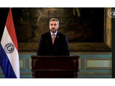 """Abdo condena  uso de niños en filas del EPP como """"escudos humanos"""""""