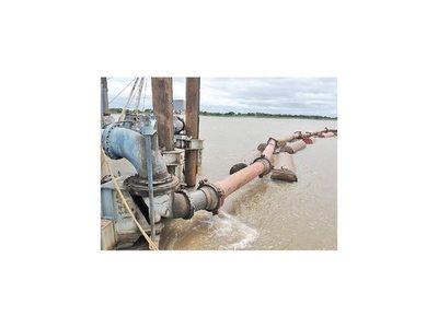 Ante reclamos, MOPC llama a licitación para dragado del río