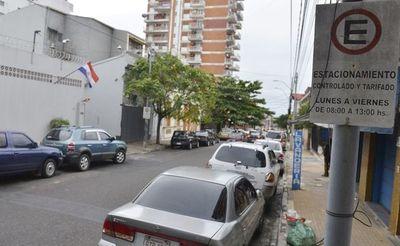 Consorcio hecho para estacionamiento tarifado ganó puja a la Municipalidad