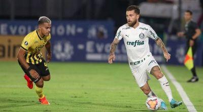El Legendario no pudo con Palmeiras