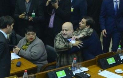 Buzarquis plantea que se le devuelva la banca a Payo Cubas