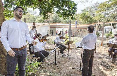 Música para la esperanza, en el Ineram
