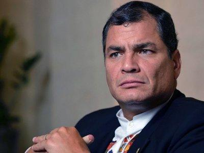 Juez ordena la captura de Rafael Correa y otros por corrupción