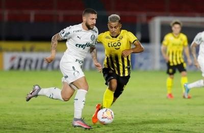 Guaraní iguala ante Palmeiras