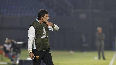 El enojo del profe Gustavo Costas