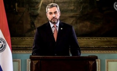 Mandatario condena al terrorismo y ratifica institucionalidad ante ONU