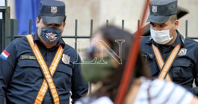La Nación / Instalan botones de pánico ante ola de asaltos en Fernando de la Mora