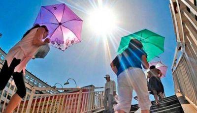 Clima caluroso seguirá predominando este jueves