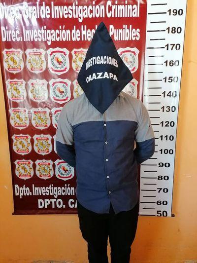 Policía detiene a sospechoso de homicidio en Tavaí