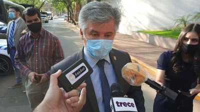 Presentan el proyecto de Ley del Agente Especial Antidrogas ante el Congreso