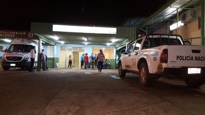HOMBRE RECIBIÓ DISPARO ACCIDENTAL