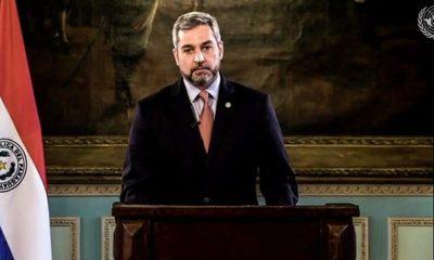 Asamblea ONU: Marito condena enérgicamente el terrorismo y la utilización de menores como escudo por parte del EPP