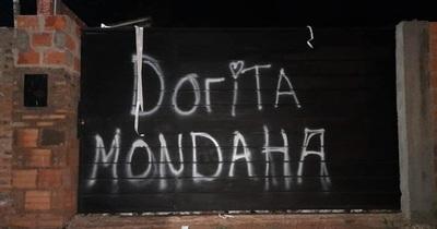"Piden que ""Dorita mondaha"" devuelva terreno municipal"