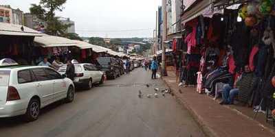 Parón comercial en CDE afectó a unos 45.000 pobladores de distritos aledaños
