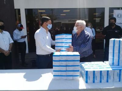 Entregan 5 mil tapabocas a el municipio ovetense – Prensa 5