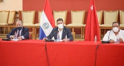 ANR prepara convención en medio de apremios económicos