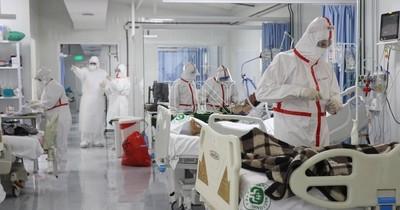 La Nación / Sector público tiene 90% de ocupación de camas en terapia intensiva a nivel país
