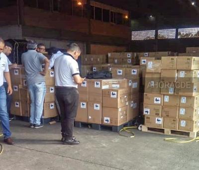 "Sorpresivamente Aduana suspendió control  ""APRIETE"" a importadores de CDE"