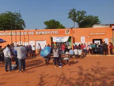 Ciudadanía de Arroyito tomaría de nuevo la Municipalidad ante revés en diputados