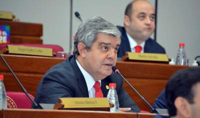 HOY / Tras advertencia, Riera pide disculpas a senadora para no ir a Tribunales