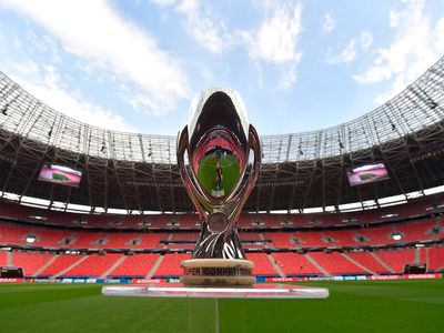Bayern Múnich y Sevilla definen la Supercopa de Europa