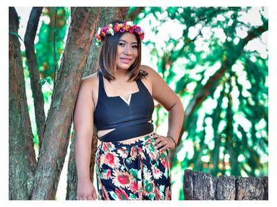 Modelo mbya quiere ser una docente o médica