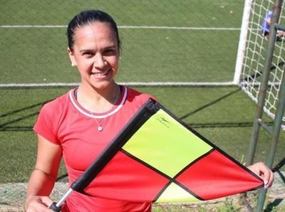 Por primera vez una mujer será primera asistente en Primera División