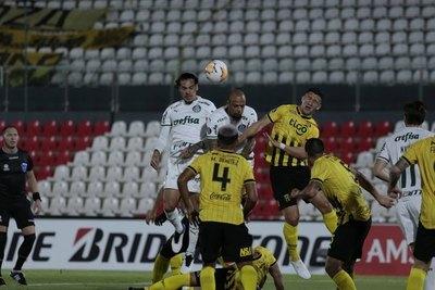 Gustavo Gómez jugó en el Defensores y habló de la Albirroja