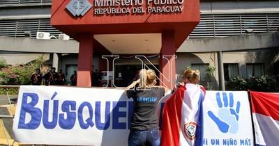 La Nación / Piden a la Fiscalía continuar búsqueda de niña desaparecida en Emboscada