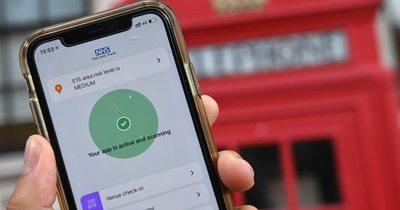 La Nación / Aplicación británica alerta si se cruza con persona con COVID-19