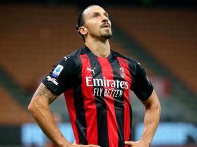 Zlatan Ibrahimovic da positivo al COVID-19