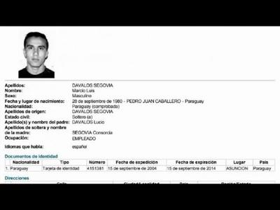 Narco prófugo por 9 años cae en operativo en el balneario Camboriú del Brasil