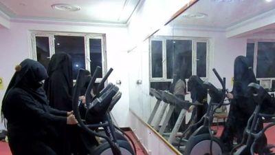 Gimnasio para mujeres es novedad en Afganistán