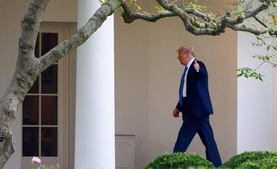 HOY / Trump rechaza comprometerse a un traspaso pacífico del poder en EEUU