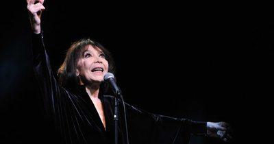 La Nación / Muere a los 93 años la cantante francesa Juliette Gréco