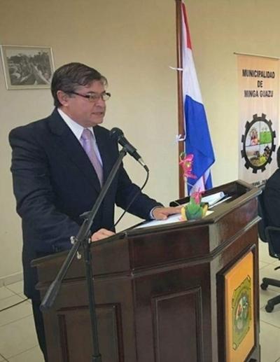 Imputan al intendente Digno Caballero de Miga Guazú