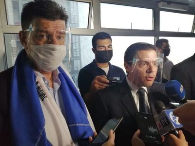 AUDIO: El caso de Alegre es el ejemplo de la mala praxis fiscal, asegura Duarte Cacavelos
