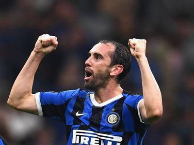 """Godin se despide de aficionados Inter dando gracias por """"afecto"""" recibido"""