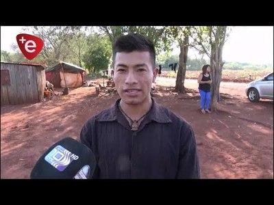 JOVEN INDÍGENA DE TRINIDAD SUEÑA CON SER ABOGADO