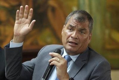 HOY / Juez de Ecuador ordena la captura de Rafael Correa