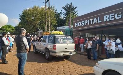 HOY / Ciudad del Este: Madre e hija fallecen por Covid-19, ambas funcionarias de Salud